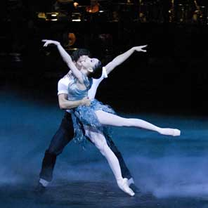 strictly gershwin Critics round up: Strictly Gershwin with the English National Ballet at Londons Royal Albert Hall