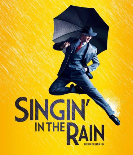 Singin in the rain poster Adam Cooper talks to the Sunday Times about ballet, Michael Jackson, Vaughan Williams and the Kirov