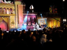 Carnival night show