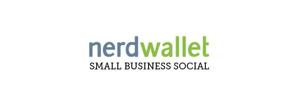 NerdWallet Small Business Social Image