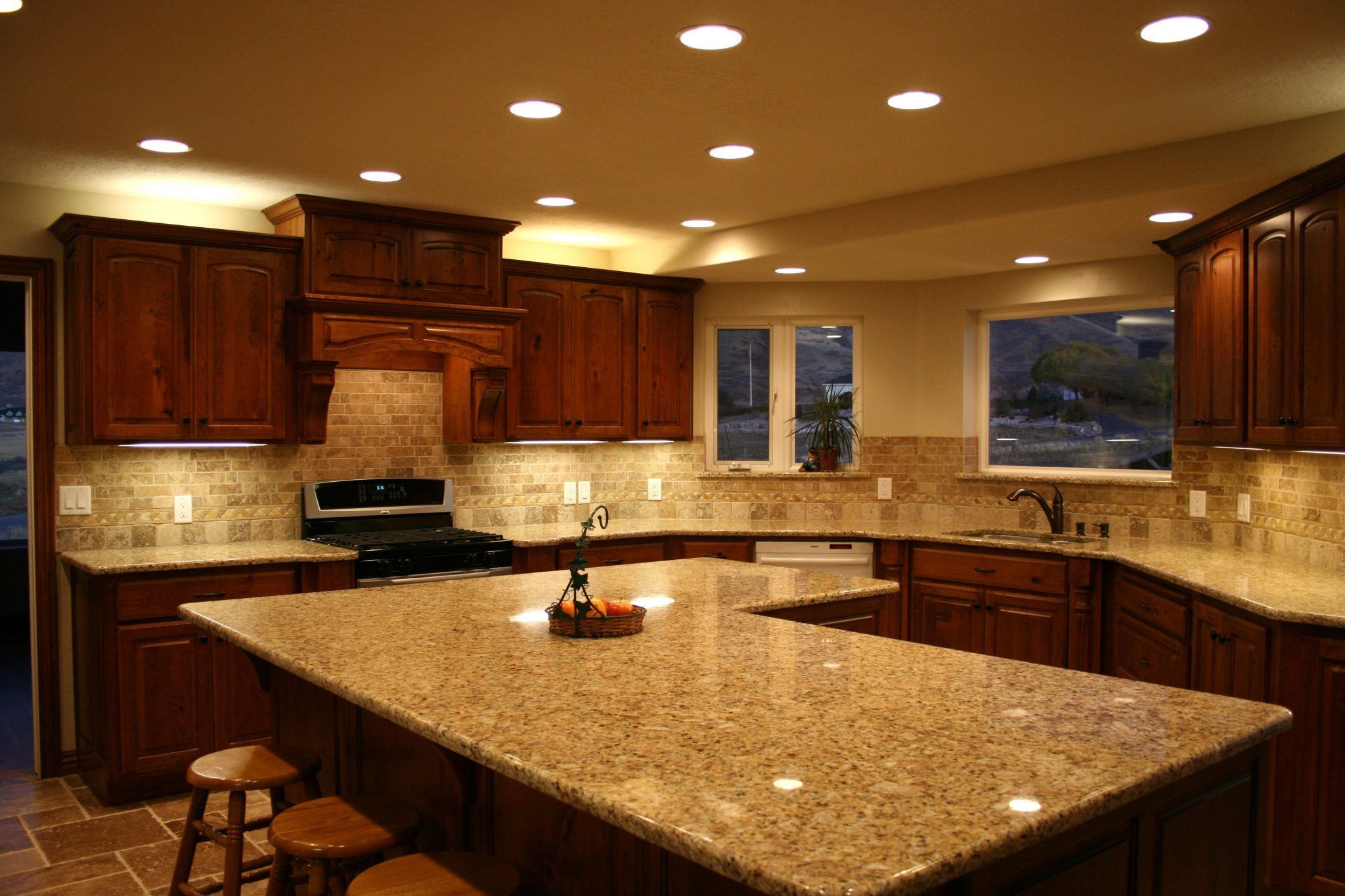 choosing stock special order semi custom custom kitchen cabinets granite countertops kitchen Preserve Granite Kitchen Counters