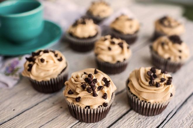 mochaccino Cupcakes-gog