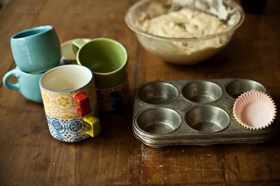 Cinnamon Roll Cupcakes :: Granola Girl bakes 7