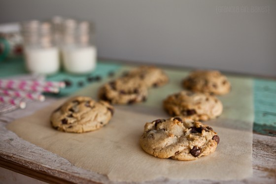 Fluffy Cookies Granola Girl Bakes 3