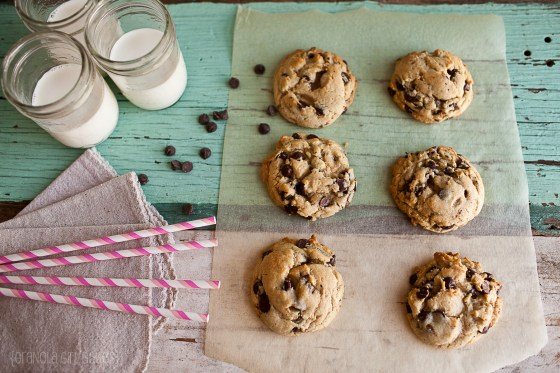 Fluffy Cookies Granola Girl Bakes
