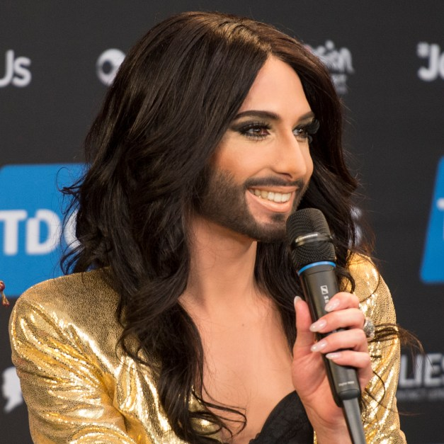 Conchita Wurst CC BY Gobal panorama