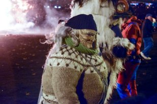 Westman Island Advent Trolls by John Rogers