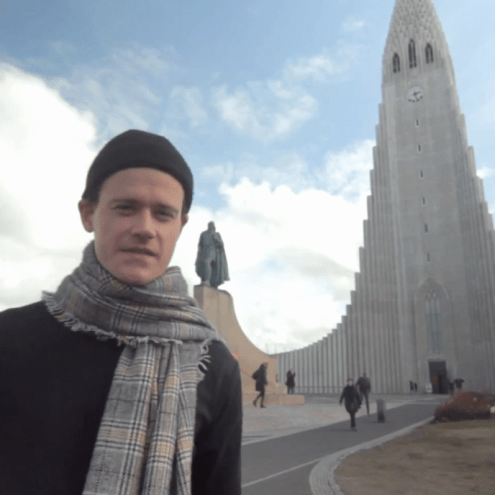 Insufferable German Hipster Creates Reykjavík Videography
