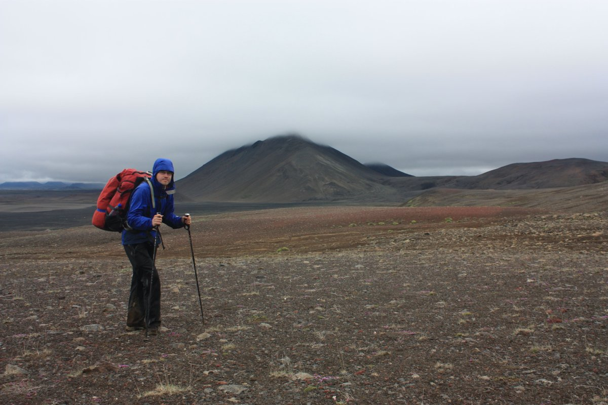 This Man Crossed Iceland With No Outside Help And He'll Do It Again