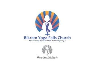 Bikram Yoga Brand Identity