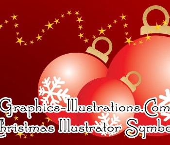 Adobe Illustrator Symbols: Christmas Set