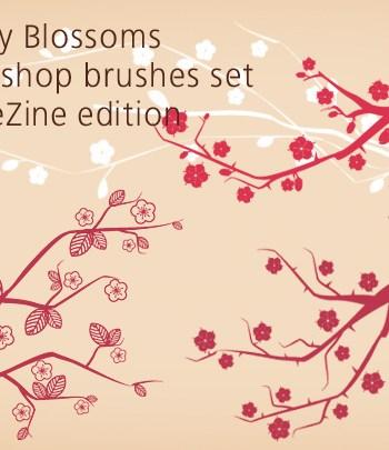 Free Download: April 2011 Desktop Calendar Wallpaper, Japanese Cherry Blossoms