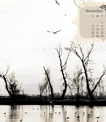 Desktop Wallpaper Calendar November 2011 – Occasionally Funny Post
