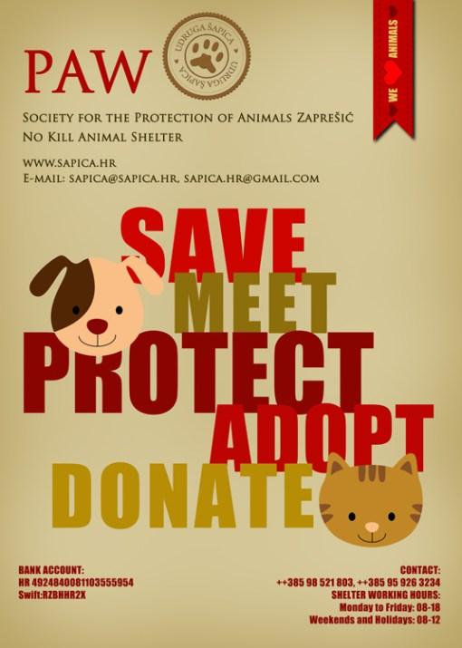 No kill animal shelter
