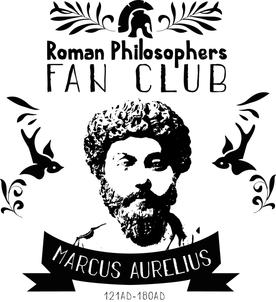 Marcu Aurelius Fan Club Logo