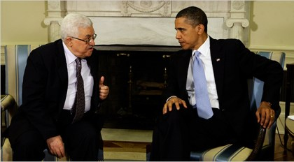 abbas obama white house meeting