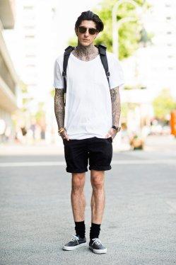 atwood vans mens shorts