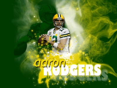 Aaron Rodgers wallpaper | graphixbyxiii