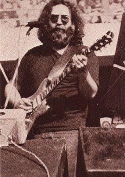 Jerry Garcia, 1942-1995