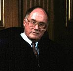 Chief Justice William H. Rehnquist