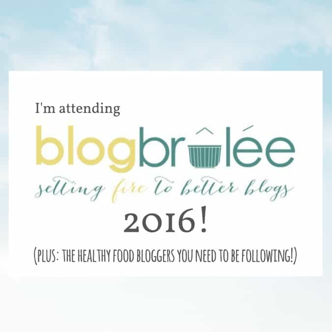 Learn more about Blog Brûlée and discover 20+ of the best healthy food and registered dietitian bloggers!