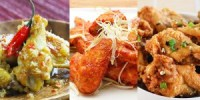 Asia-inspired chicken wing recipes