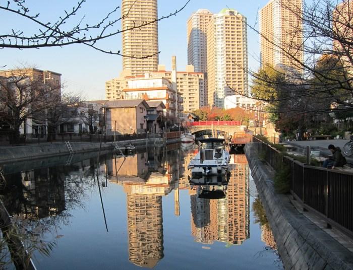 Tokyo neighbourhoods: Tsukishima (photo by Yuya Tamai on Flickr)