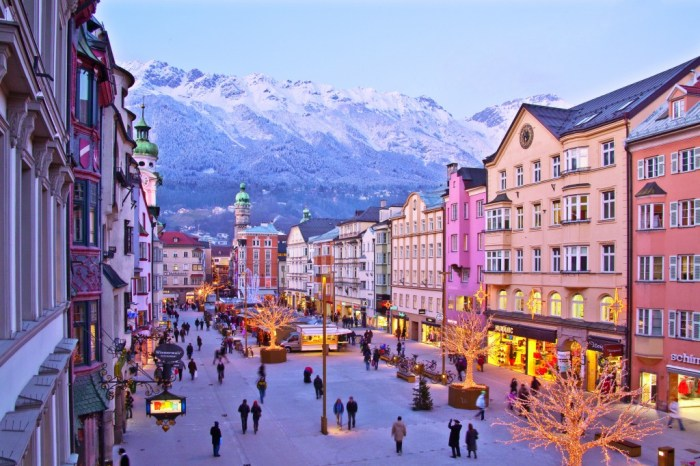 Christmas in Innsbruck (Photo from Google Images)