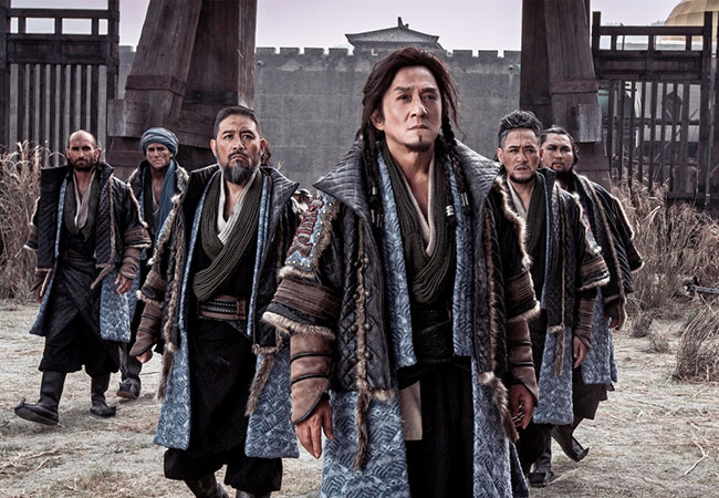 cny movies - Dragon Blade