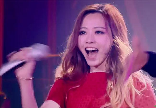 I Am A Singer 3 - Jane Zhang
