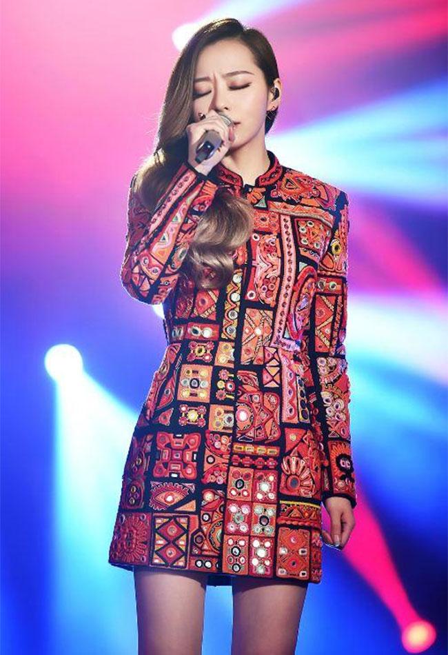Jane Zhang 张靓颖 - I Am A Singer 3