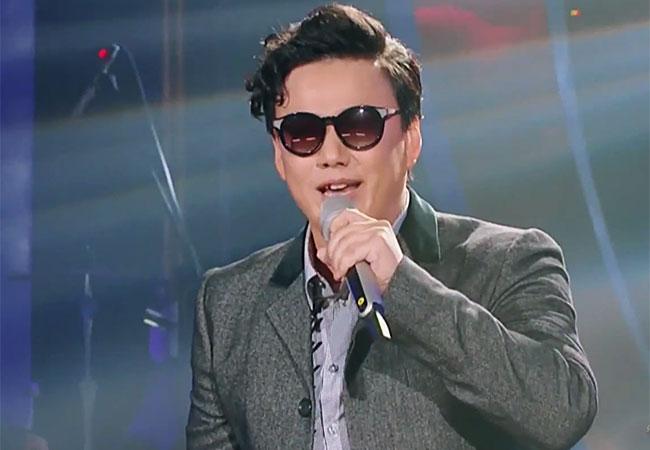 我是歌手第三季第十期 Ricky Xiao