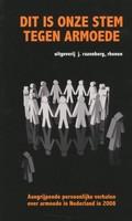 Jan Razenberg - Dit is onze stem tegen armoede