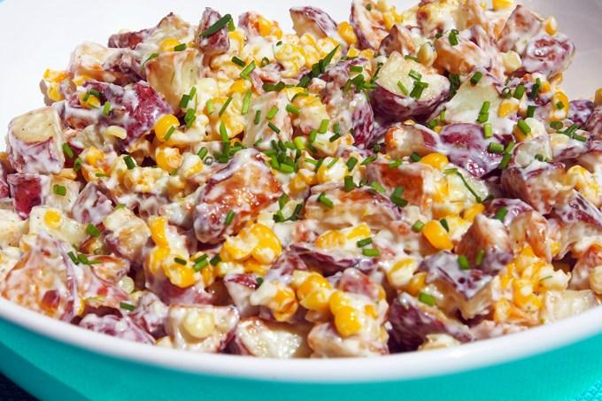 Warm-Potato-Salad-w-Bacon-n-Corn-1
