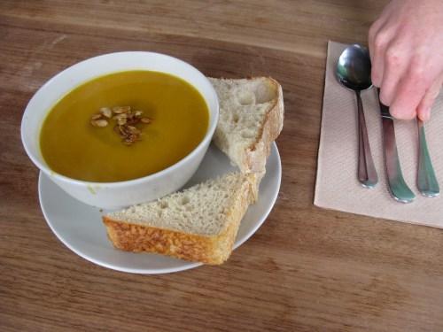 Outerlands- soup