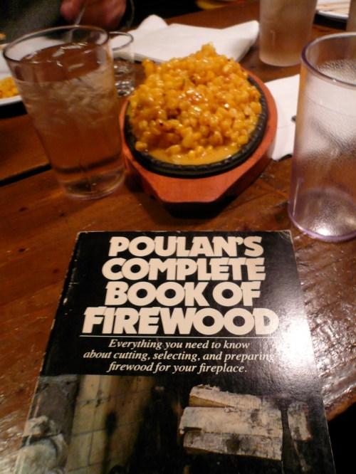 Corn Cheese & A Good Read