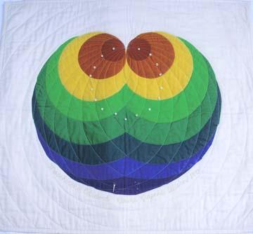 mascheroni cardioid quilt