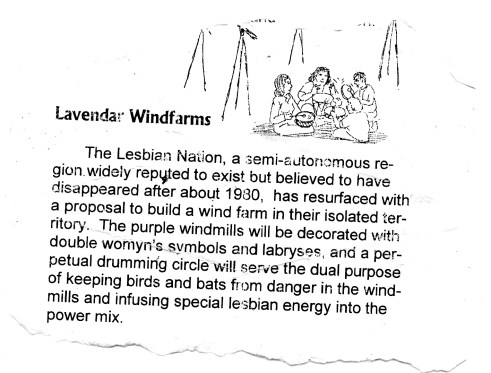 Lavendar Windfarms