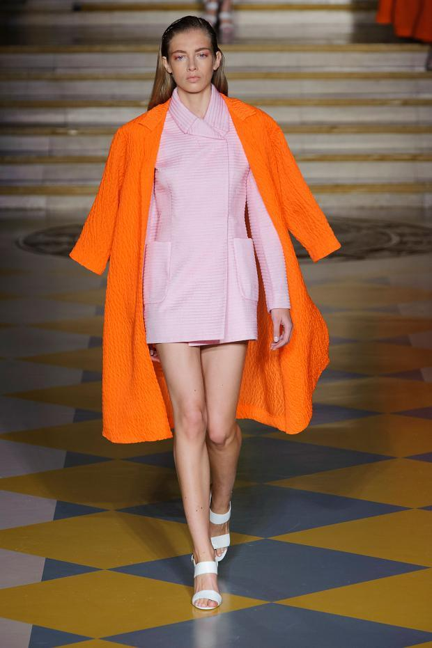 images LFW SS15: Paul Costelloe modern collection