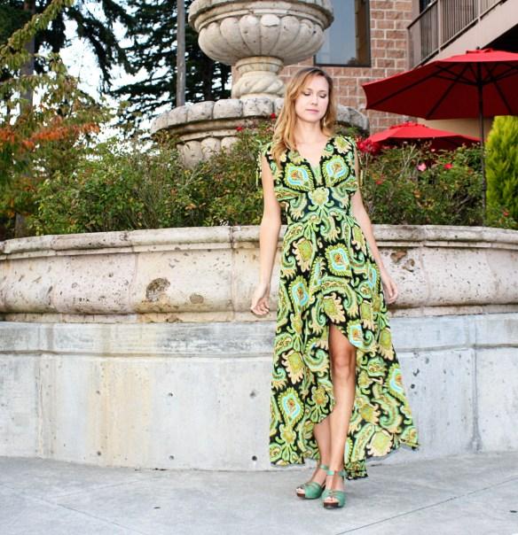 peacock dress3