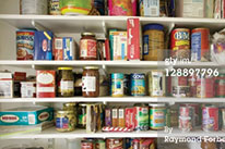 Gray House Food Pantry