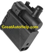 2006 GMC Envoy locations of sensors   Car Repair Forums The EVAP Purge solenoid is located on the drivers side of the engine  It is  below the intake manifold  This one is hard to see  You need to go through  the