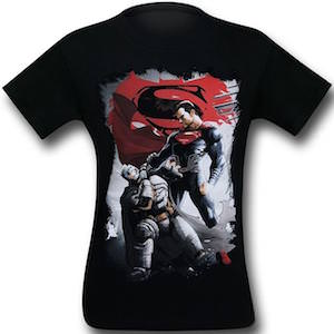 Batman VS Superman Choke T-Shirt