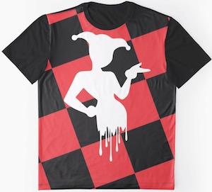 Dripping Harley Quinn T-Shirt