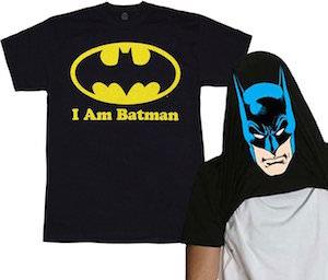 I Am Batman Reversible T-Shirt