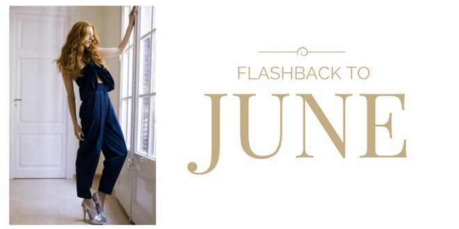 Flashback to June: polular blog reads, personal events and business opportunities