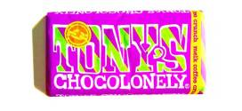 Tony's Chocolonely slavery free chocolate new flavor milk coffee crunch open