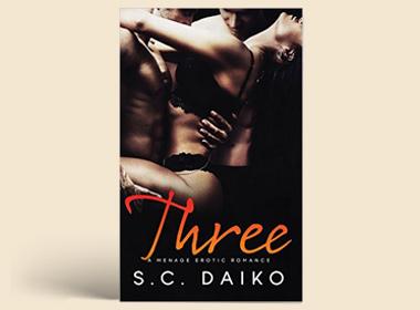 Three: A Menage Erotic Romance: $2.99
