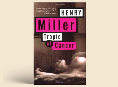 Tropic of Cancer: $9.86