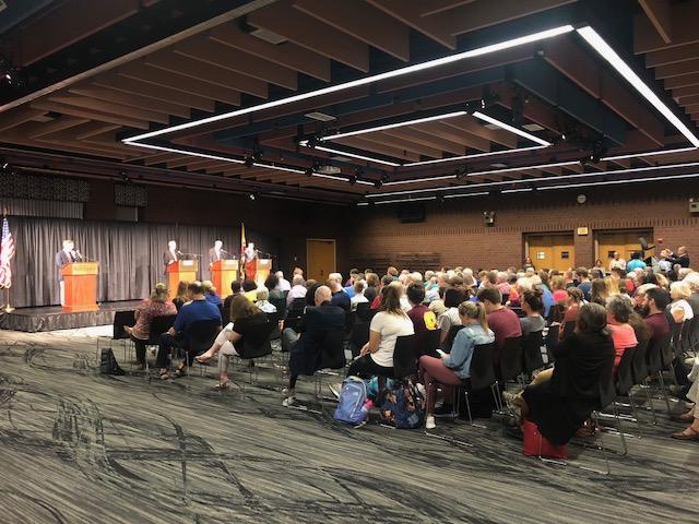 Wicomico County Executive Candidate Forum